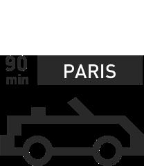 hôtel proche paris