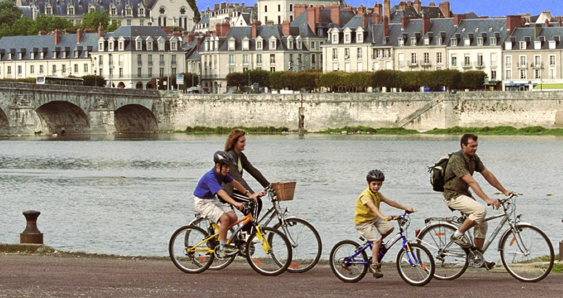 The Loire Valley by bike