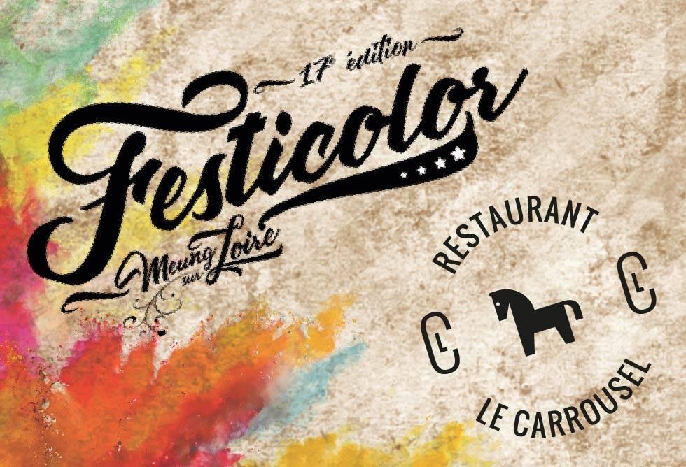1er Partenariat Festicolor / Le Carrousel Restaurant