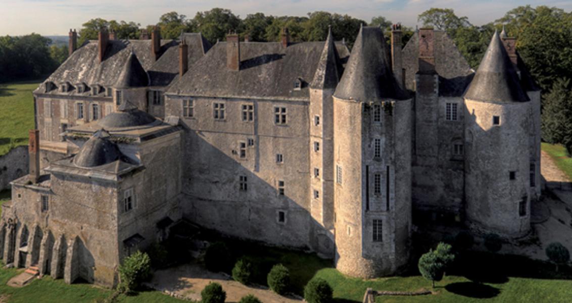 Le château de Meung sur Loire